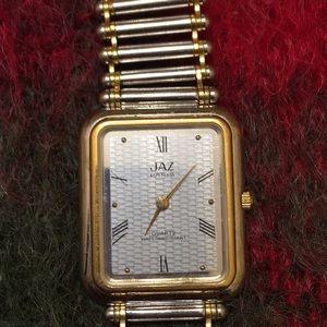VTG WORKING Jaz silver/gold watch